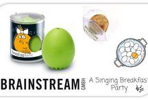 Brainstream- A Singing Breakfast Party / http://www.tryazon.com/brainstream-singing-breakfast-party/
