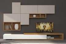 TV wall furniture 28HS