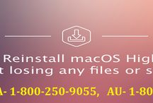 How to Reinstall macOS Sierra without Losing Data?
