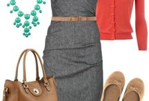 Office fashion / by Ashley Abercrombie