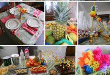 Hawaiian Party Ideas / by Amber Fox