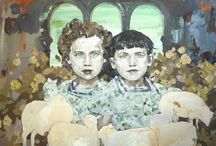Here is Art / Paintings and drawings created by Anouk Jonker, www.anoukjonker.com