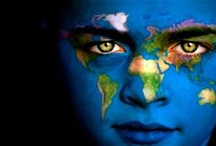 The World around us / by Amanda Allmon