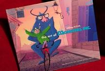 Pixar Book & Movie Reviews