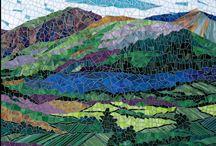 Mosaico mural / Mosaico mural