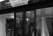 Le Salons Paris  / 92 rue de Turenne 75003 PARIS  Tél: 01.42.77.70.43 Du Mardi au Samedi sur rendez-vous