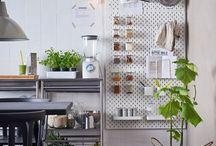 Paneles perforados - Skadis - Ikea