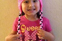 Dětská pletená a háčkovaná móda