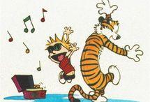 Calvin & Hobbes! / by Emily Johnson
