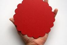 Cards - Scalloped Circle Ideas