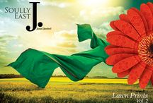 Lawn Prints 2014 Vol.2 / Junaid Jamshed brings for you the Summer bloom! Lawn Prints Vol. 2 now available at all outlets nationwide and online. / by J. Junaid Jamshed (Private) Limited.