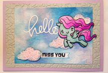 Cards - I Miss You / Cards to let someone know you miss them!