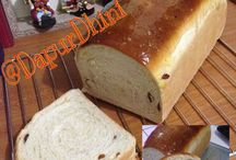 Simple Cinnamon & Raisin Bread / the sweet bread make your life so taste