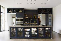 3. Interior Design - kitchen ideas / by Misha Kmps