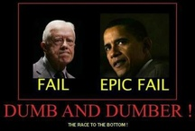 MY POLITICAL STAND. / OBAMA IS A ARROGANT, IGNORANT FOOL.  ALL LIBTARDS MUST GO!!! / by Desiree Aaron