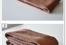 タオル たたみ方