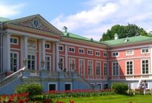 Russian Estates and Gardens