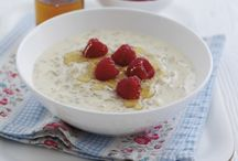 Breakfast in Bed / Delicious alternatives to cornflakes!