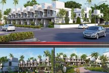 row house for sale in gandhinagar Gujarat / Great 3 BHK Row Houses for your family.Excellent Location.Row Hoses whith Elegant Space.Fully Secure Boundary Wall and Attractiv entrance gate