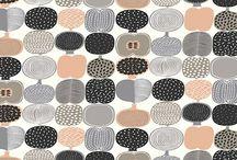 Patterns, textures