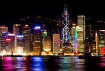 HONG KONG / travel