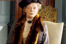 Contessa di Grantham / Le mille sfaccettature della Contessa di Grantham di #downtonabbey