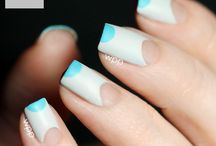 Nails! / Nail Polish I want, nail art I aspire to try, and down right sexy nail looks.