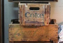 BOXES AND TRUNKS / by Kathy Cosby