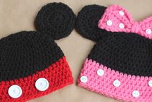 DISNEYLAND CROTCHET &KNITTING