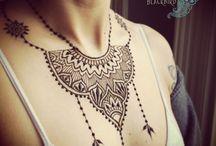 Pretty Henna Motives