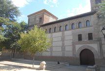 PALACIO REAL DE JUAN II ( CONVENTO DE AGUSTINAS ) DE MADRIGAL DE LAS ALTAS TORRES.