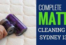 Emergency Mattress Cleaning Sydney