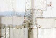 Textiles and Needle Art / linens, rugs, embroidery, needlework, towels, cloth, etc. / by Food Junkie