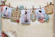Fabrics & Fibers / by Mirabelle Galian