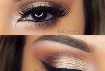 Maquillage ojos