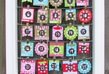 Advent Calendars / by Scrapbook Expo