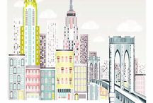 New York Art Prints / Art prints of New York City to collect, gift or decorate your home