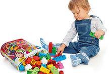 Baby boy's toys
