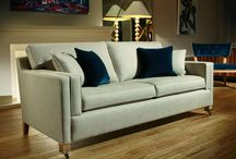 Duresta Sofas And Chairs From George Tannahill / The beautiful Domus range from Duresta.