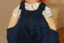 Polly Had a Dolly / You're never too old to love dolls. / by Helen Nelson