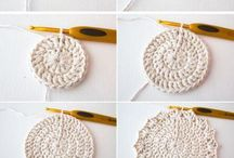 Crochet / DIY - crochet - good ideas
