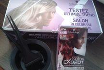 Concluzii testare Color Expert / Dacă îți dorești o vopsea pentru păr, de calitate, alege Color Expert de la Schwarzkopf cu tehnologia OmegaPlex. Aceasta îți oferă un păr îngrijit, o culoare rezistentă, o vopsire ca la salon.Tehnologia OmegaPlex are grijă de părul tău și te face sa te simți răsfățată.  #buzzcolorexpert #omegaplex