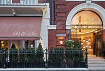 Bombay Brasserie, London / DesignLSM have worked with Taj Hotels to create this authentic cultural setting for the Bombay Brasserie
