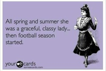 Are you ready for some.... / FOOTBALL SEASON!! Yeah!