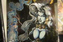 Lady Death (CHAOS COMICS)