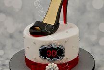 Gâteau Anniversaire Mode - Fashion Birthday Cakes