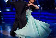 Ballroom dancing dresses