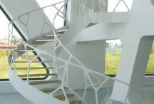 Escadas e rampas