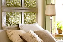 ideas for girls bedrooms / by Regina Mudge