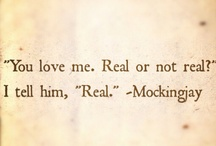 Hunger Games Book Quotes / Quotes from the Hunger Games book series